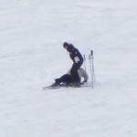 Wenn Skier sich gegen Menschen verschwören.